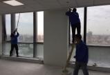 天辰平台注册_在保洁公司工作新老保洁员都要进行培训