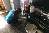 天辰线路测速_新房装修要做好验收再请清洁公司打扫