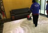 天辰官网_哪种材质的地毯比较容易清洗?