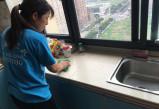 天辰平台_清洁公司:厨房橱柜面板油污严重非常油腻怎么办?