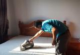 天辰线路测速_如何自己清洗床垫?