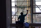 天辰注册_高楼外墙清洗要特别注意施工安全
